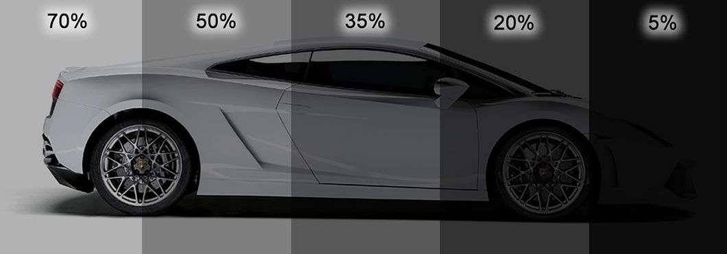car window tint law
