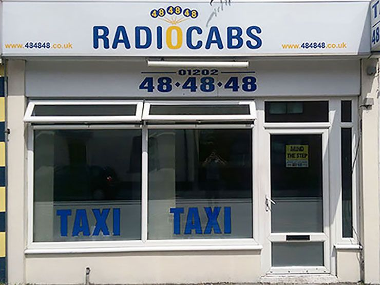 Christchurch Radio Cabs Office