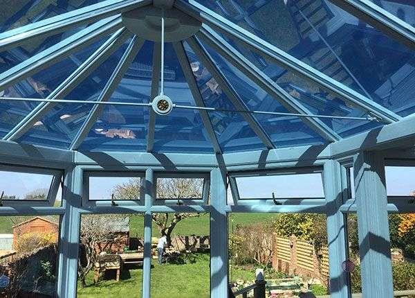 conservatory window tinting