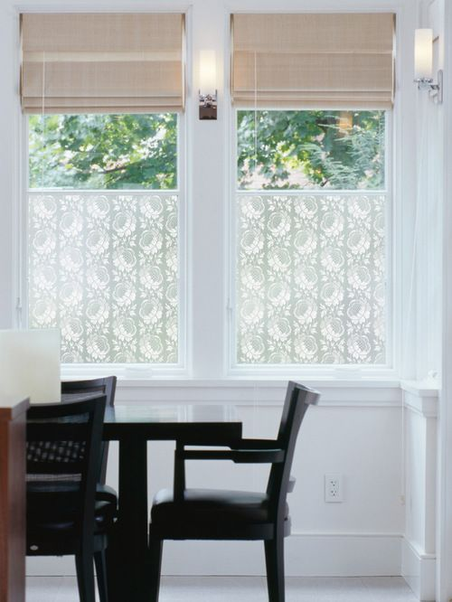 Frosted Films For Window Privacy