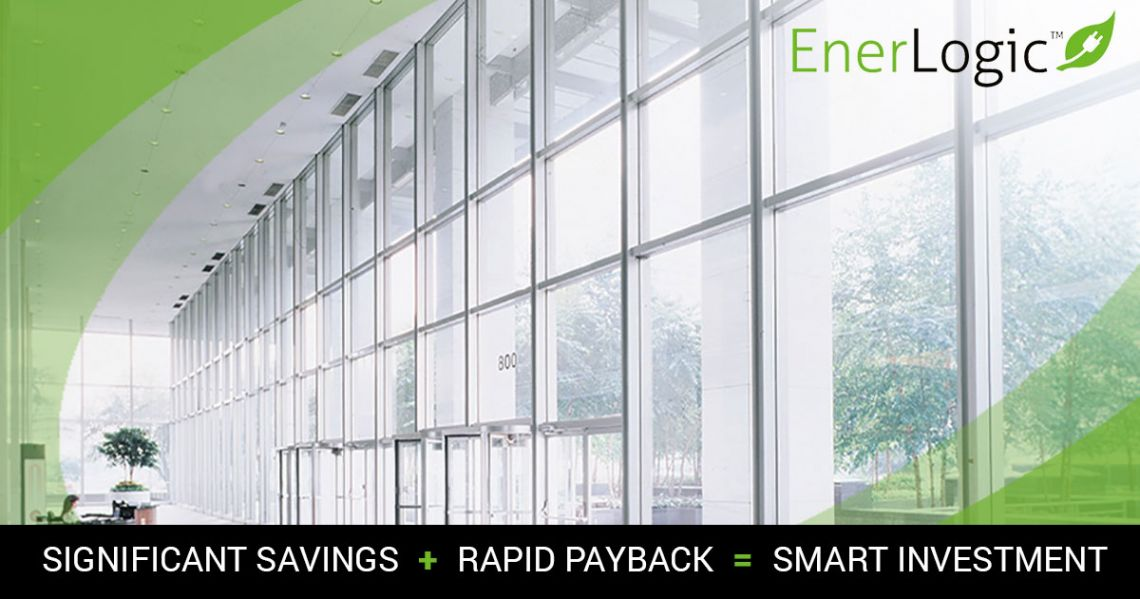 Energlogic - low emissivity low e window films