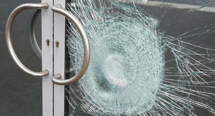 safety security window film